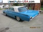Car Market in USA - For Sale 1961  Ford Thunderbird