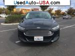 Ford Fusion SE  used cars market