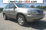 Car Market in USA - For Sale 2001  Lexus RX RX 300 - 4dr SUV