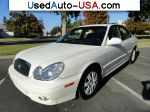 Car Market in USA - For Sale 2004  Hyundai Sonata Base