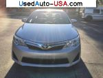Toyota Camry XLE  used cars market