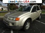 Saturn Vue Base  used cars market
