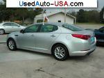 KIA Optima LX  used cars market