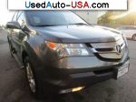 Car Market in USA - For Sale 2007  Acura MDX Base