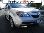 Acura MDX Base  used cars market
