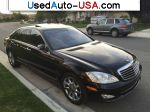 Mercedes S 2008 Mercedes-Benz S-Class S550 - Sedan  used cars market