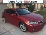 Car Market in USA - For Sale 2012   CT 200h Premium - 4dr Hatchback