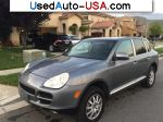 Car Market in USA - For Sale 2006  Porsche Cayenne Tiptronic