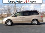 Car Market in USA - For Sale 2001  Honda Odyssey EX