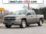 Chevrolet Silverado Extended Cab 4X4  used cars market