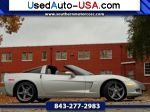Chevrolet Corvette Base  used cars market