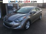 Hyundai Elantra Limited  used cars market