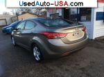 Car Market in USA - For Sale 2013  Hyundai Elantra Limited