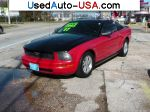 Ford Mustang Deluxe  used cars market