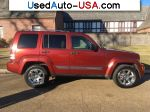 Car Market in USA - For Sale 2009  Jeep Liberty Limited - 4dr SUV