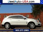 Cadillac SRX Luxury  used cars market