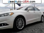 Ford Fusion SE - Sedan  used cars market