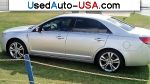 Car Market in USA - For Sale 2011  Lincoln MKZ Base - Sedan