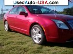Car Market in USA - For Sale 2010  Mercury Milan Base - Sedan