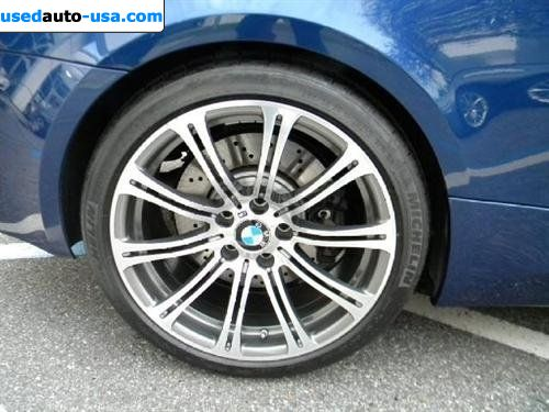 Car Market in USA - For Sale 2009  BMW m3 Coupe