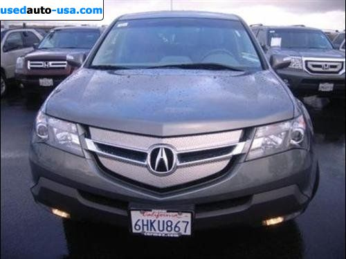 for sale 2009 passenger car acura mdx 4wd 4dr tech pkg buena park insurance rate quote price. Black Bedroom Furniture Sets. Home Design Ideas