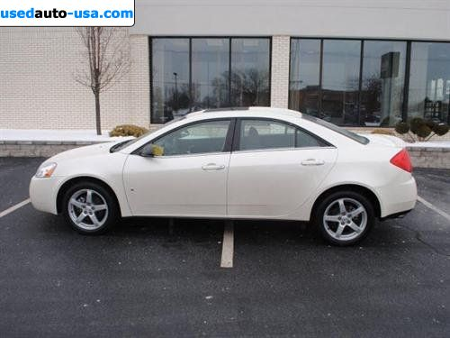 For Sale 2008 Passenger Car Pontiac G6 2008 Pontiac G6