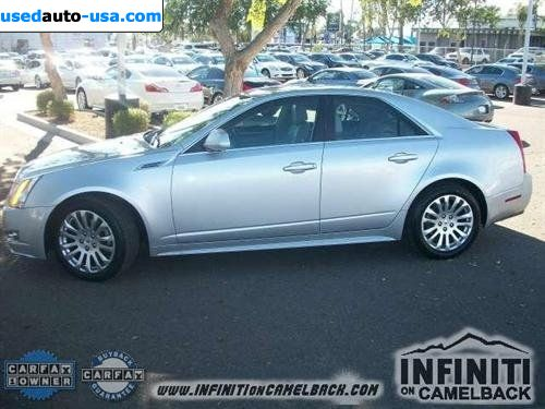For Sale 2010 Passenger Car Cadillac Cts Performance