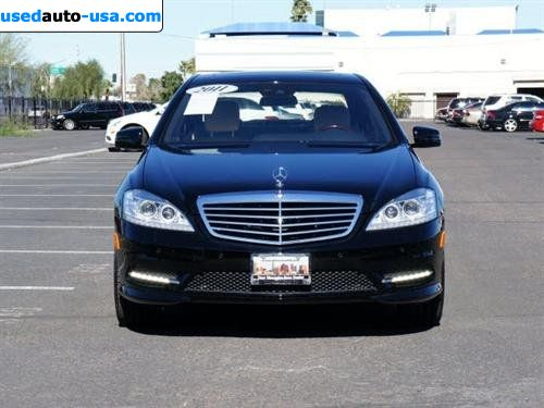 For sale 2011 passenger car mercedes s 2011 mercedes benz for Mercedes benz s class price in usa