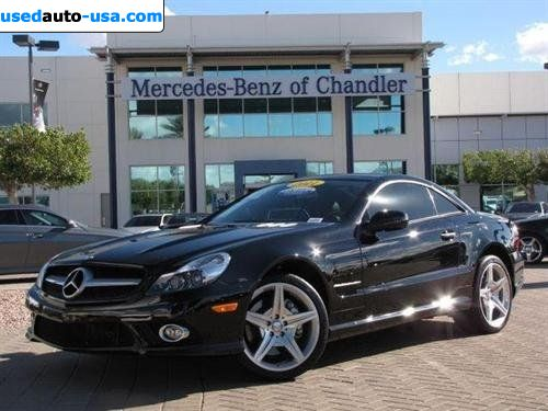 For sale 2011 passenger car mercedes sl 2011 mercedes benz for Mercedes benz insurance cost