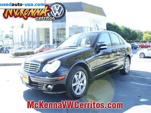 For sale 2007 passenger car mercedes c 2007 mercedes benz for Cerritos mercedes benz dealer