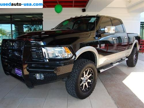 for sale 2010 passenger car dodge ram 2500 laramie grapevine insurance rate quote price 68016. Black Bedroom Furniture Sets. Home Design Ideas