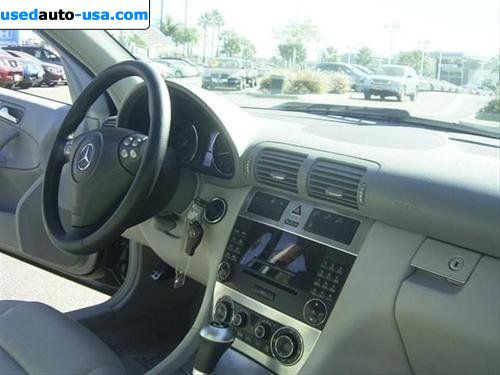 Car Market in USA - For Sale 2005  Mercedes C 2005 Mercedes-Benz C-Class 
