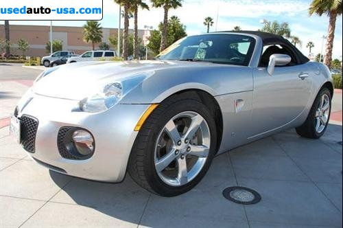 for sale 2008 passenger car pontiac solstice gxp oxnard insurance rate quote price 15999. Black Bedroom Furniture Sets. Home Design Ideas