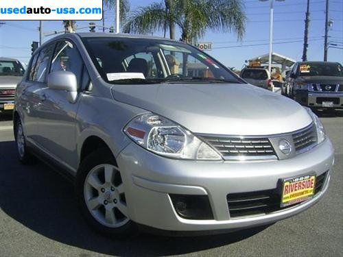 2007 Nissan Versa Sl. Added: 10 February 2011. Car