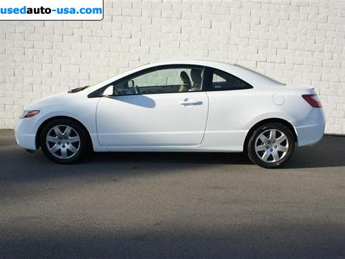 ... Car Market In USA   For Sale 2008 Honda Civic Coupe 2 Door Auto ...