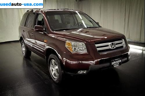 Car Market in USA - For Sale 2008  Honda Pilot AT Leather 4WD 