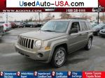 Jeep Patriot Sport  used cars market