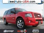 Ford Expedition Limited  used cars market