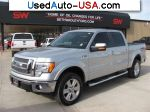 Ford F 150 Lariat Pickup 4D 5 1/2 ft  used cars market