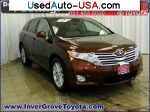 Toyota Venza 4dr Wgn I4 FWD  used cars market