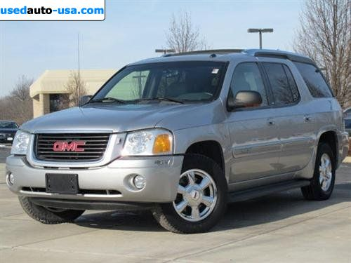 for sale 2004 passenger car gmc envoy xuv slt  dayton