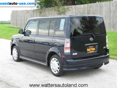 for sale 2006 passenger car scion xb 5dr wgn manual. Black Bedroom Furniture Sets. Home Design Ideas