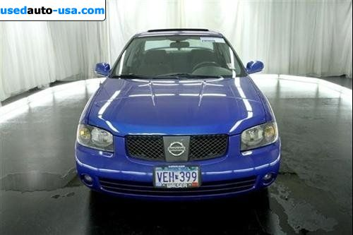 Car Market in USA - For Sale 2006  Nissan Sentra SE-R