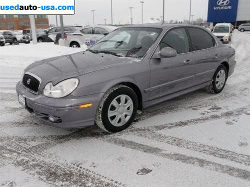 Car Market in USA - For Sale 2005  Hyundai Sonata GL