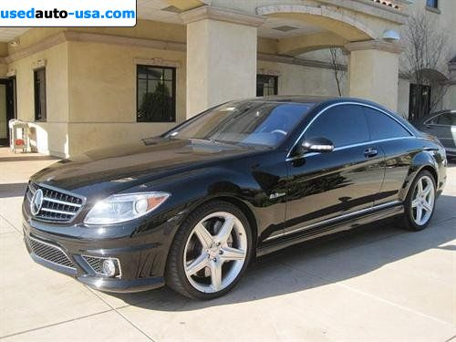 For Sale 2009 Passenger Car Mercedes Cl 2009 Mercedes Benz