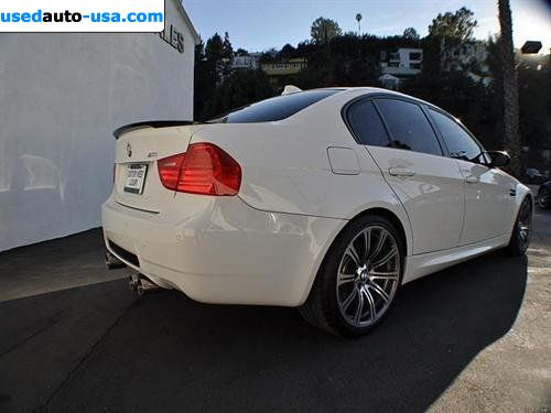 Car Market in USA - For Sale 2010  BMW m3 Sedan