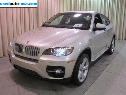 for sale 2010 passenger car bmw x6 awd 4dr suv akron insurance rate quote price 65290. Black Bedroom Furniture Sets. Home Design Ideas