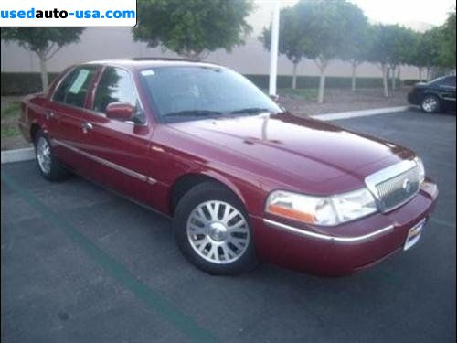 for sale 2003 passenger car mercury grand marquis marquis. Black Bedroom Furniture Sets. Home Design Ideas