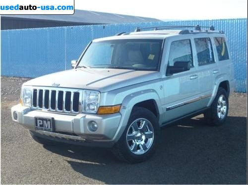 For sale 2006 passenger car jeep commander limited yakima for Prestige motors yakima wa