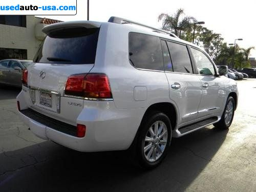 for sale 2010 passenger car lexus lx 570 570 sport utility 4d carlsbad insurance rate quote. Black Bedroom Furniture Sets. Home Design Ideas